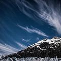 Glacier Sky by Dayne Reast
