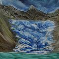 Glacier To Ocean by Suzanne Surber
