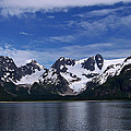 Glacier View by Aimee L Maher ALM GALLERY