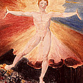 Glad Day Or The Dance Of Albion by William Blake