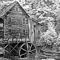 Glade Creek Crist Mill by Sharon M Connolly