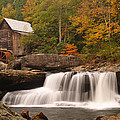 Glade Creek Grist Mill 10 by John Brueske