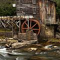 Glade Creek Grist Mill by Anthony Totah