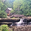 Glade Creek Grist Mill by Gordon Elwell