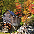 Glade Creek Mill by T Lowry Wilson