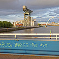 Glasgow Belongs To Us by Liz Leyden