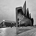 Glasgow Riverside Transport Museum by Maria Gaellman