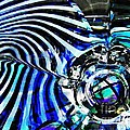 Glass Abstract 132 by Sarah Loft