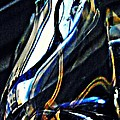 Glass Abstract 150 by Sarah Loft