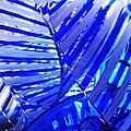 Glass Abstract 223 by Sarah Loft