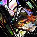 Glass Abstract 314 by Sarah Loft