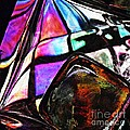 Glass Abstract 316 by Sarah Loft
