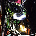 Glass Abstract 323 by Sarah Loft