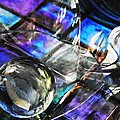 Glass Abstract 396 by Sarah Loft