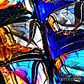 Glass Abstract 4 by Sarah Loft
