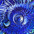 Glass Abstract 479 by Sarah Loft