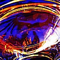 Glass Abstract 554 by Sarah Loft