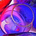 Glass Abstract 594 by Sarah Loft