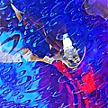 Glass Abstract 597 by Sarah Loft