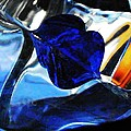 Glass Abstract 706 by Sarah Loft