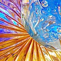 Glass Abstract 767 by Sarah Loft