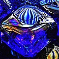 Glass Abstract 95 by Sarah Loft
