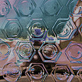 Glass Abstract II by Debbie Portwood