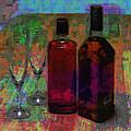 Glass And Liquor by Yutaka Kobayashi