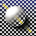 Glass Ball  by Mauro Celotti