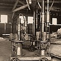 Glass-blowing Machine, 1908 by Science Photo Library