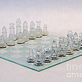Glass Chess by J Darrell Hutto