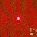 Glass Fantasia Catus 1 No 9 H by Gert J Rheeders