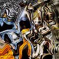 Melting Glass by Carolyn Ascher