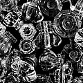 Glass Knobs - Bw by Christopher Holmes