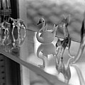 Glass Miniatures by Alan M Thwaites