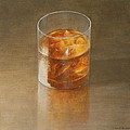 Glass of Whisky 2010 by Lincoln Seligman