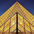 Glass Pyramid by Brian Jannsen