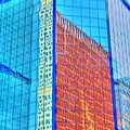 Glass Reflections by Kathleen Struckle