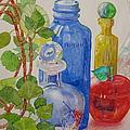 Glass Reunion by Mary Ellen Mueller Legault