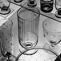 Glasses And Crystal Vases By Walter D Teague by The 3