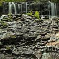 Glassy Rocks At Mohawk by Adam Jewell