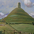 Glastonbury Tor by Osmund Caine