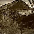 Gleason Ghost Town by Jennifer Lavigne
