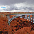 Glen Canyon Bridge by Jeanne May