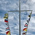 Glen Cove American Flag by Bob Slitzan