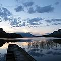 Glenade Lake Co Leitrim Ireland by Louise Macarthur Art and Photography