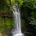 Glencar Waterfall Is Situated by Panoramic Images