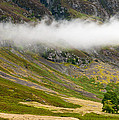 Misty Mountain Landscape by Michalakis Ppalis