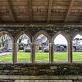 Glenluce Abbey - 4 by Paul Cannon