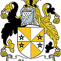 Glennon Coat Of Arms Irish by Heraldry